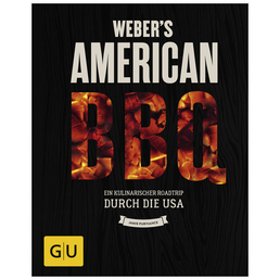 WEBER Grillbuch »Weber's American Barbecue«, Hardcover