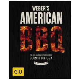 WEBER Grillbuch »Weber's American Barbecue«, Hardcover, 304 Seiten