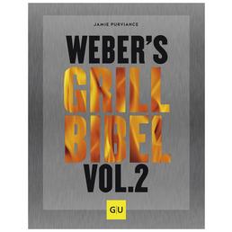 Grillbuch »Weber's Grillbibel Vol. 2«, Hardcover