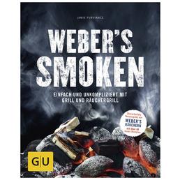 Grillbuch »Weber's Smoken«, Taschenbuch, 240 Seiten