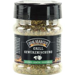 Don Marco´s Barbecue Grillgewürz, Basic Line Gemüse, 120 g