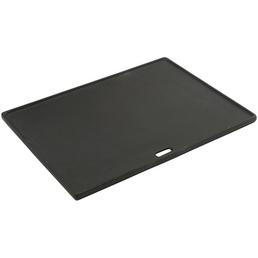 Grillplatte, Gusseisen, Breite: 43,5 cm