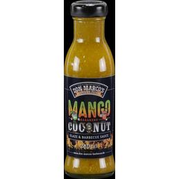 Don Marco´s Barbecue Grillsauce, Mango/Habanero/Coconut, 275 g