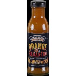 Don Marco´s Barbecue Grillsauce, Orange/Habanero, 275 g
