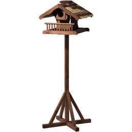 LUXUS-VOGELHAUS Großes Vogelfutterhaus