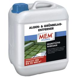 MEM Grünbelagentferner »MEM Pflegen«, 5 l