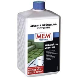 MEM Grünbelagentferner »MEM Pflegen«, Kanister, 1 l