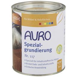 AURO Grundierung »Classic«, für innen & außen, 0,75 l, farblos, untergrundabhängig