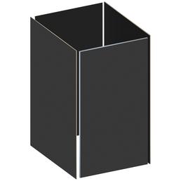 TraumGarten Grundverkleidung »BINTO«, Holz-Kunststoff-Verbundwerkstoff, LxH: 69 x 118 cm