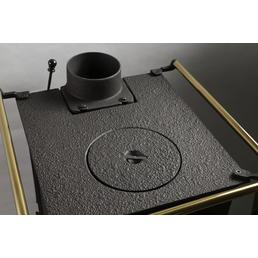 GLOBEFIRE Gussofen »Pluto«, Gusseisen, 5 kW