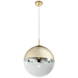 Hängeleuchte »VARUS« goldfarben 40 W, 1-flammig, E27, inkl. Leuchtmittel