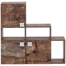 SCHILDMEYER Hängeschrank »Edia«, BxHxT: 80 x 80 x 21,2 cm