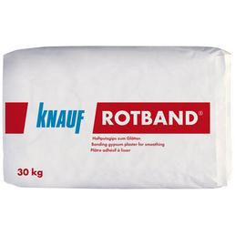 KNAUF Haftputzgips »Rotband«, 30 kg, grau