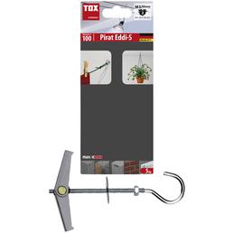 TOX Hakendübel, Stahl | verzinkt, 2 Stück, 12 x 90 mm