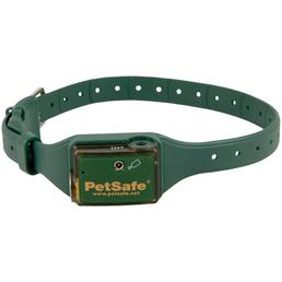 PetSafe Halsband, Antibell, einstellbar, Kunststoff, Grün
