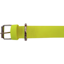 HEIM Halsband, Modern Art, 65cm, BioThane, Neongelb