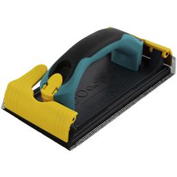 WOLFCRAFT Handschleifer Universal Kunststoff 10,5 x 22 cm