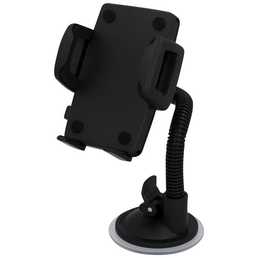 Handyhalterung, schwarz