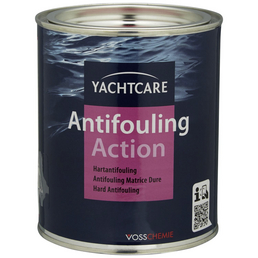 yachtcare® Hartantifouling, rot, matt
