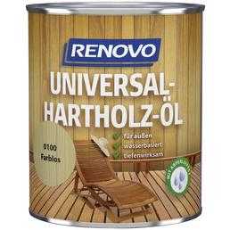 RENOVO Hartholz-Öl, farblos, 0,75 l