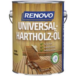RENOVO Hartholz-Öl, farblos, 2,5 l