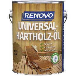 RENOVO Hartholz-Öl, teak, 2,5 l