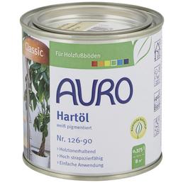 AURO Hartöl »Classic«, weiß, 375 l