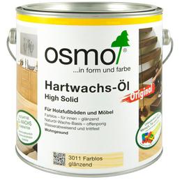 OSMO Hartwachsöl High Solid transparent 2,5 l