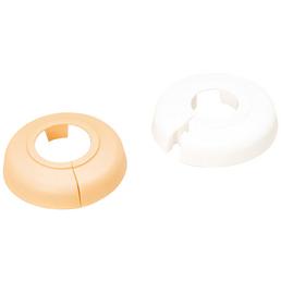CARL PRINZ Heizkörperrosette, Kunststoff, Ø 15 mm