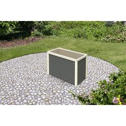 KARIBU Hochbeet »Hochbeet 1«, BxHxL: 133 x 82 x 69 cm, nordisches Fichtenholz