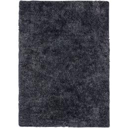 b.b home passion Hochflor-Teppich »BB«, BxL: 140 x 200 cm, blau