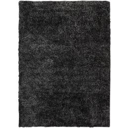 b.b home passion Hochflor-Teppich »BB«, BxL: 140 x 200 cm, grau