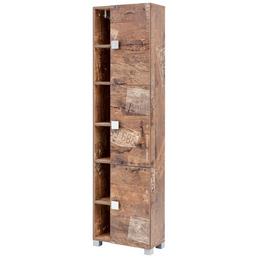 SCHILDMEYER Hochschrank »Edia«, BxHxT: 45 x 167,6 x 23,3 cm