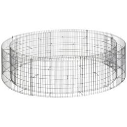 BELLISSA Hochteich, rund, Ø x H: 146 x 40 cm