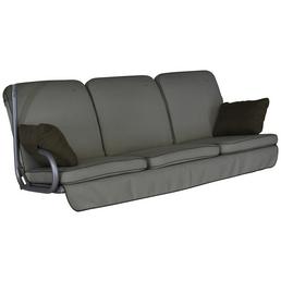 ANGERER FREIZEITMÖBEL Hollywoodschaukelauflage »Comfort Style«, beige, Uni, BxL: 180 x 56 cm