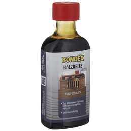 BONDEX Holzbeize, gelb, lasierend, 0.25l