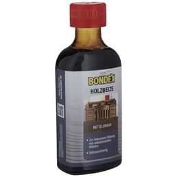 BONDEX Holzbeize, mittelbraun, lasierend, 0.25l