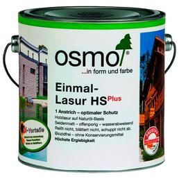 OSMO Holzlasur »HS Plus«, für außen, 2,5 l, rotzeder, seidenmatt