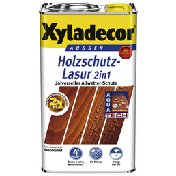 XYLADECOR Holzschutz-Lasur, Eiche hell, außen