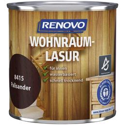RENOVO Holzschutzmittel, Farbton palisanderbraun, für innen, 0,375 l