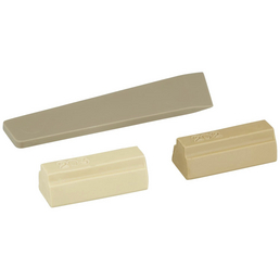 BONDEX Holzwachsstange, 0,02 kg, fichtefarben, 2 Stück, inkl. Spachtel