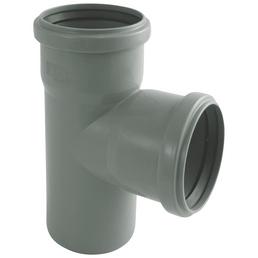 MARLEY HT-Einfachabzweig, bis max. 90 °C, Polypropylen (PP), Stärke: 1,8 mm, DIN EN 1451-1