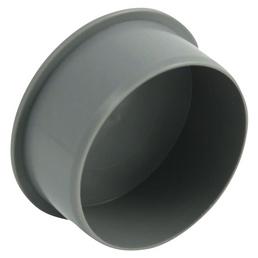 MARLEY HT-Muffenstopfen, bis max. 90 °C, Polypropylen (PP), Stärke: 1,8 mm, DIN EN 1451-1