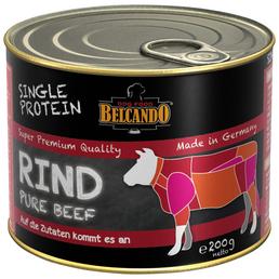 BELCANDO® Hunde-Nassfutter, 200 g, Rind