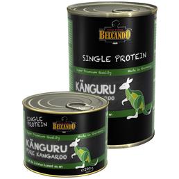BELCANDO® Hunde-Nassfutter, 400 g, Känguru
