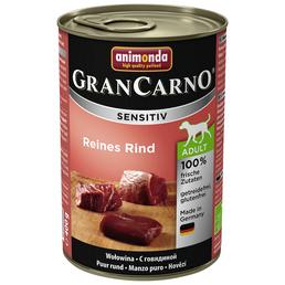 ANIMONDA Hunde Nassfutter »Garn Carno Sensitive«, Rind, 6x400 g