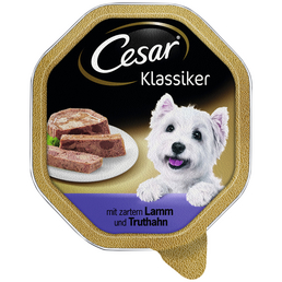 CESAR Hunde Nassfutter »Klassiker«, Lamm & Geflügel, 150 g