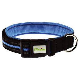 Hundehalsband, Größe: m, blau