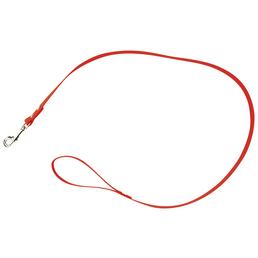Hundeleine »Modern Art«, Größe: 120  cm, Biothane, neonorange
