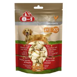 8IN1 Hundesnack »Kau XS«, Huhn, 268 g